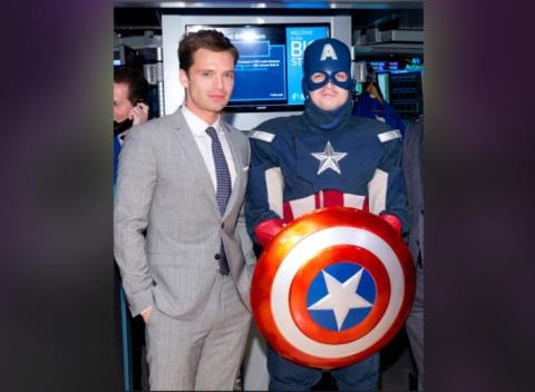 News video: 'Capt. America' Tops Box Office For Third Week